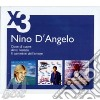 NINO D'ANGELO - 3 CD SLIPCASE SET