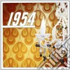POST-HITS CARD - 1954