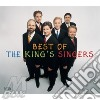 BEST OF THE KING'S SINGERS  (BOX 5 CD)