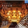 FASCH, CONCERTI AND OUVERTURE
