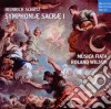 Schutz: symphoniae sacrae i