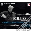 Boulez edition: stravinsky messiaen duka