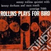 Sonny Rollins - Plays For Bird