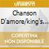 CHANSON D'AMORE/KING'S SINGERS