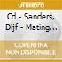 CD - SANDERS, DIJF - MATING SEASON