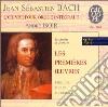 Johann Sebastian Bach - L'Oeuvre Pour Orgue Integrale Vol. 1 - Andre' Isoir