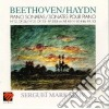 Beethoven Ludwig Van - Sonata Per Pianoforte N.12 Op.26, N.31 Op.110