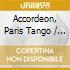 Accordeon, Paris Tango