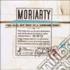 Moriarty - Gee Whiz But This A Lonesome