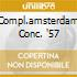COMPL.AMSTERDAM CONC. '57