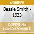 Bessie Smith - 1923