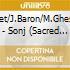 A.Auffret/J.Baron/M.Ghesquiere - Sonj (Sacred Mus.Brittany