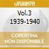 VOL.3 1939-1940