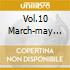 VOL.10 MARCH-MAY 1939