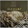 Composizioni Di Allegri, Monteverdi, Frescobaldi, Lotti, Scheidemann, Gasparini,