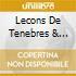 LECONS DE TENEBRES & RAGA DE LA NUIT AVA