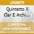 QUINTETTO X CLAR E ARCHI OP.115