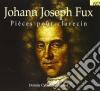 Fux Johann Joseph - Pièces Pour Clavecin  - Cybulska-amsler Dorota  Cv