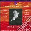 Mengelberger Willem Interpreta  - Mengelberg Willelm Dir  /orchestra Del Concertgebouw