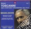 Toscanini Atruro Vol.7  - Toscanini Arturo Dir  /nbc Symphony Orchestra