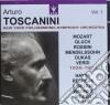 TOSCANINI ARTURO VOL.1