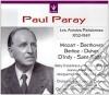 PARAY PAUL INTERPRETA