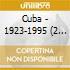Cuba - 1923-1995