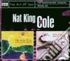 King Cole Nat - For Sentimental Reasons/route 66 - The Art Of Jazz 2cd's Box Set (2 Cd)