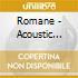 Romane - Acoustic Quartet