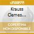 Krauss Clemes Interpreta  - Krauss Clemens Dir  /philharmonisches Staatsorchester Bremen - Edition Anniversaire