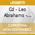 CD - LEO ABRAHAMS - SCENE MEMORY