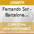 Fernando Sor - Barcelone 1778-Paris 1839