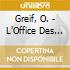 Greif, O. - L'Office Des Naufrages