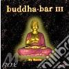 BUDDHA BAR III (4 NEW TRACKS)