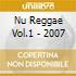NU REGGAE VOL.1 - 2007