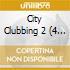 CITY CLUBBING VOL.2  (BOX 4 CD)