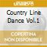 COUNTRY LINE DANCE VOL.1
