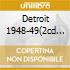 DETROIT 1948-49(2CD THE COMPLETE 1)