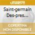 SAINT-GERMAIN DES-PRES CAFE' III