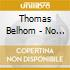 CD - BELHOM, THOMAS - NO BORDER
