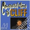 Cliff Richard - Congratulations To Cliff