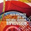 Matthew Garrison / Jeff Sipe / Alex Machacek - Improvision