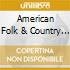 AMERICAN FOLK & COUNTRY MUSIC FESTIVAL (BOOK + CD +LP)