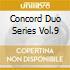 CONCORD DUO SERIES VOL.9