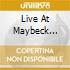 LIVE AT MAYBECK VOL.38