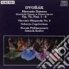 Antonin Dvorak - Danze Slave N.1 > N.8 Op.72, Slavonic Rhapsody N.2, Scherzo Capriccioso- Kosler Zdenek