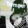 CD - TEMPER - NEW PLACE, NEW FACE