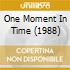 OLYMPIC ALBUM ONE MOMENT IN TI