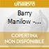 Barry Manilow - Manilow Live On Broadway