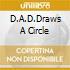 DRAWS A CIRCLE